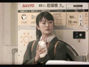 コインランドリーがロケ地のPV/乃木坂46 樋口日奈「明日から来た恋」