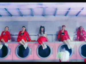 コインランドリーが登場するMV/安室奈美恵「Showtime」