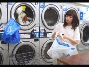 コインランドリーが登場するPV/kodani園芸「醒めないままで (feat.ラブリーサマーちゃん)」