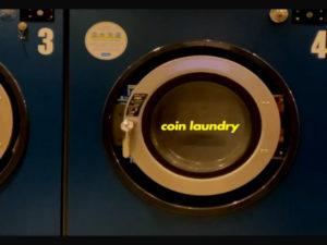 コインランドリーが登場するPV/macico「coin laundry」