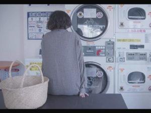 コインランドリーが登場するPV/YOHEY「乾燥機」